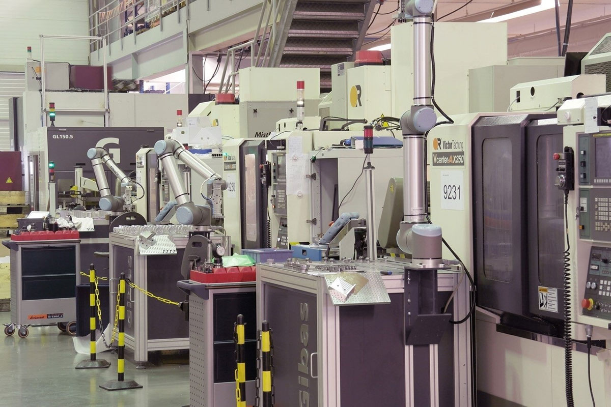 Overview of CNC-machines