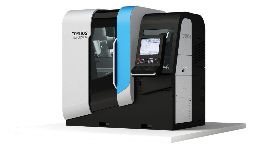 Tornos CNC-machines