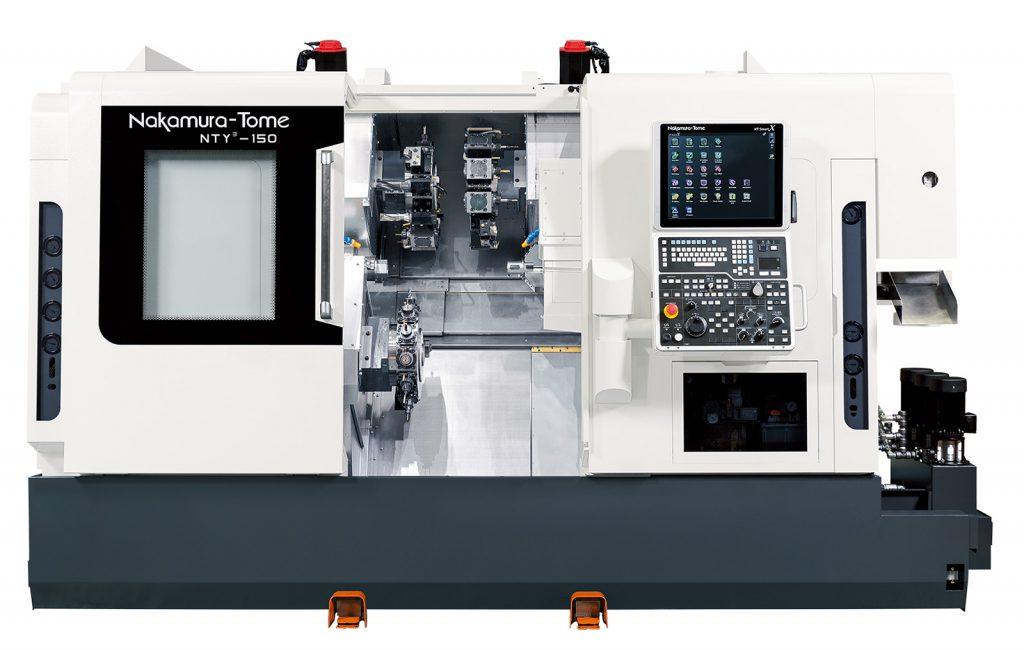 Nakamura CNC-machine voor verspanende gereedschappen. We supply nakamura cnc-machines