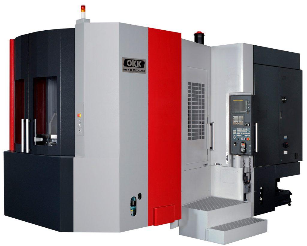 OKK CNC-machine voor verspanende gereedschappen