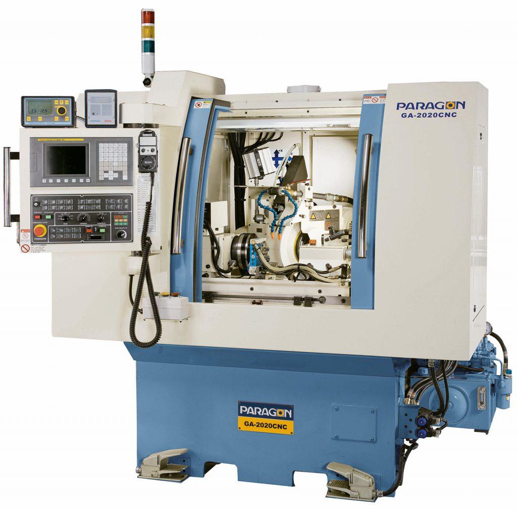 Paragon CNC-machine voor verspanende gereedschappen