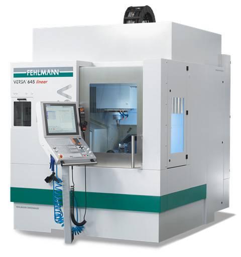 Fehlmann Versa CNC-machine voor verspanende gereedschappen