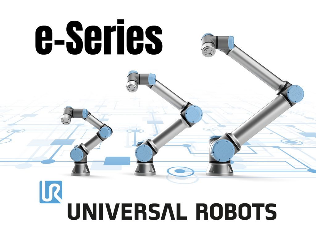 Onze partners E-series Cobots van Universal Robots