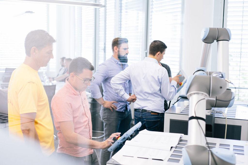 Cobot Workshop Universal Robots
