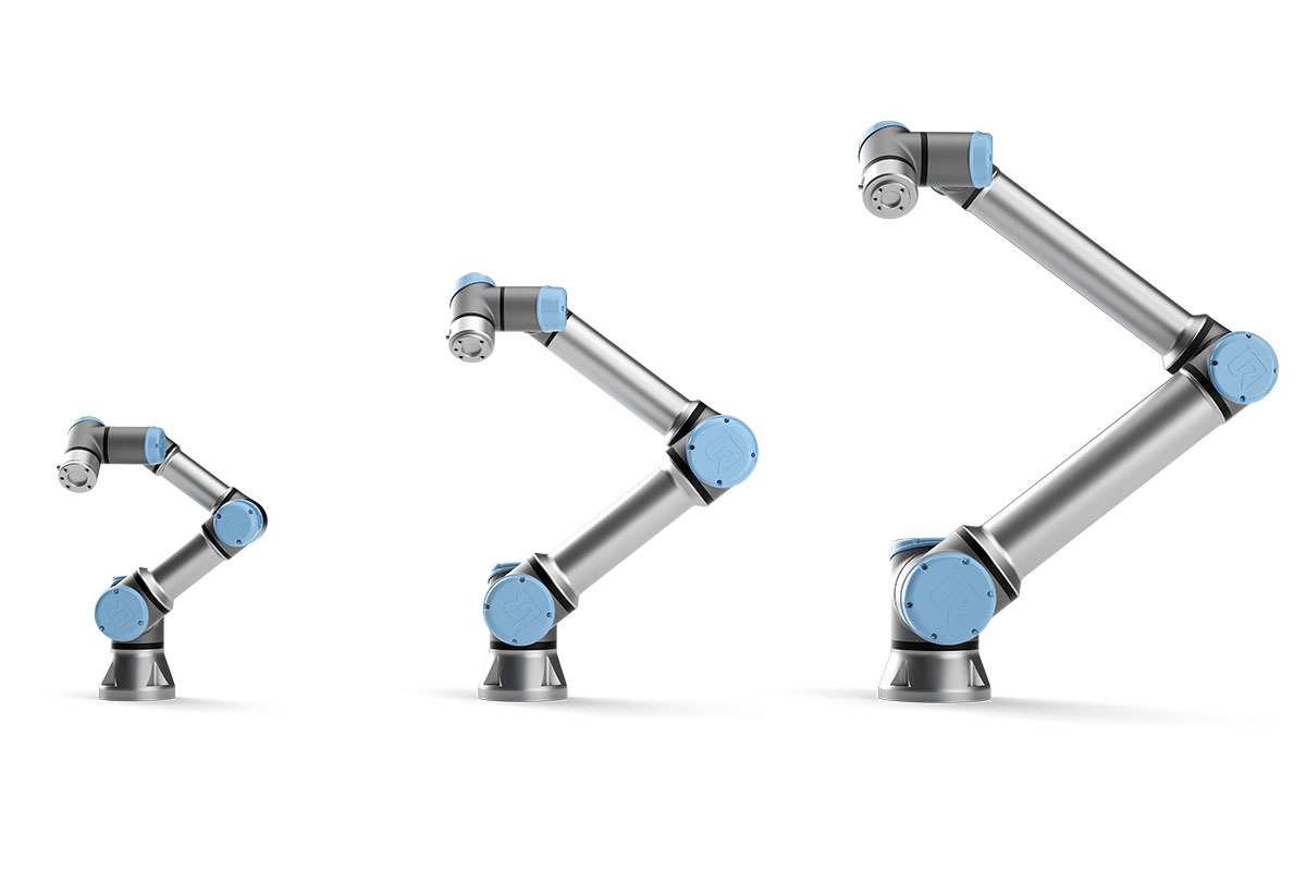 Cobots van Universal Robots