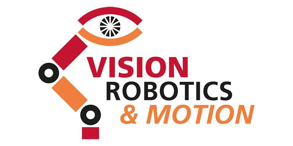 Logo Vision Robotics & Motion