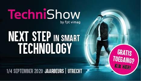 Uitnodiging Technishow 2020