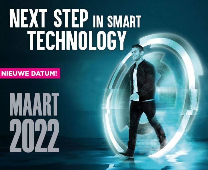 Nieuwe datum van de Technishow in maart 2020