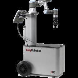 EasyRobotics mobile cobot met een Universal Robot