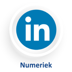 LinkedIn logo numeriek