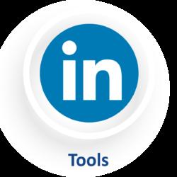 Linkedin logo tools